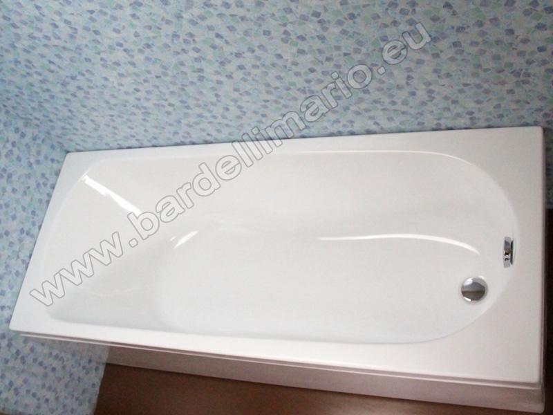Bardelli mario vasche in vetroresina per sovrapposizione - Sovrapposizione vasca da bagno ...