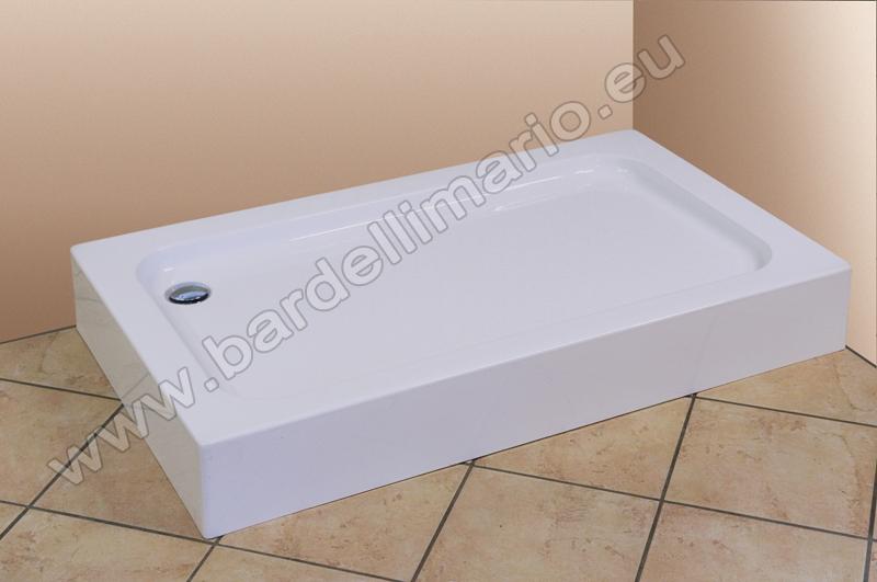 Bardelli mario vasche in vetroresina per sovrapposizione for Piatto doccia antiscivolo