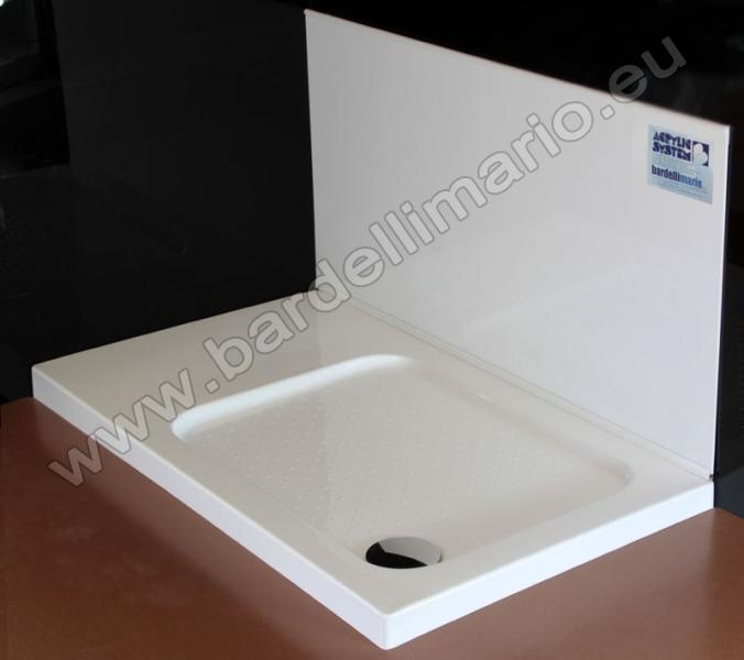 Bardelli Mario - Vasche in vetroresina per sovrapposizione - vasca nella vasca