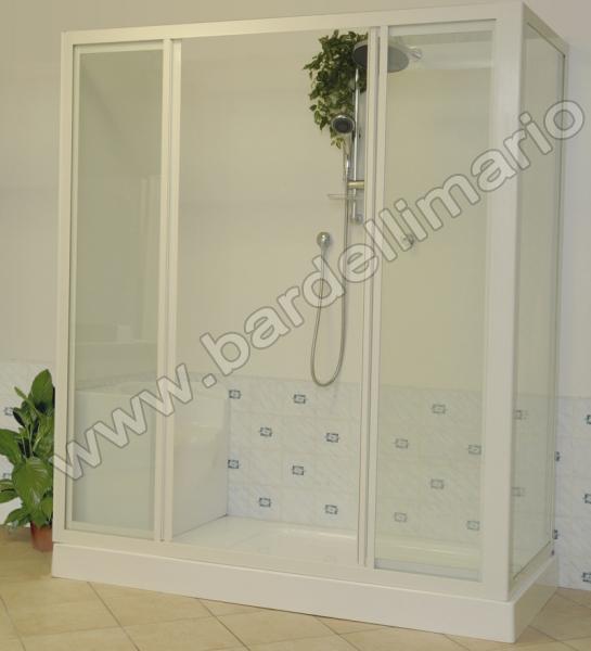 Bardelli mario vasche in vetroresina per sovrapposizione - Piatto doccia in vetroresina ...