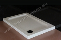 BardelliMario-Piatti doccia - Piatto doccia Visone 122 x 82 cm