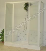 BardelliMario-Piatti doccia - Piatto doccia con sedile e piano rialzato