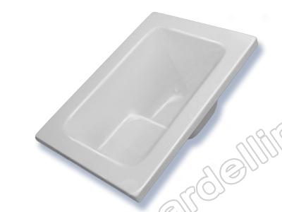 Bardelli mario vasche in vetroresina per sovrapposizione - Vasche da bagno mini ...